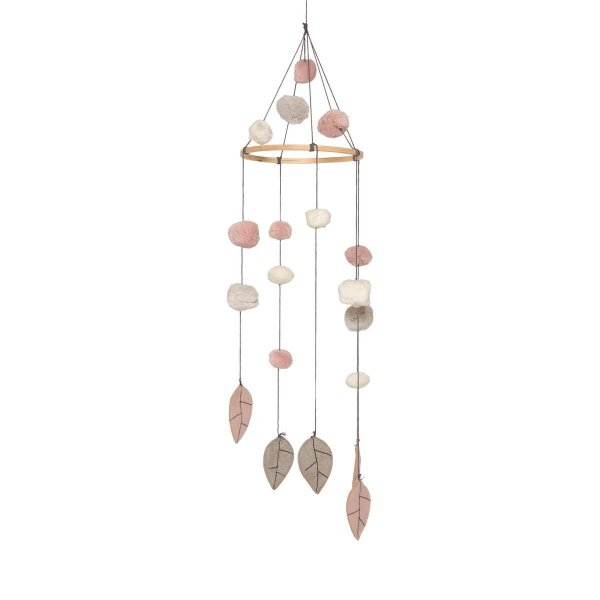 Puder Rosa Baby Mobile