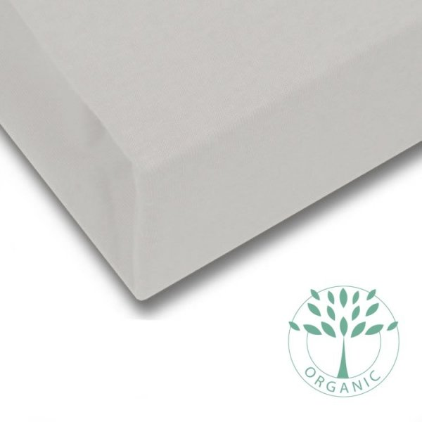 Organic Cotton Fitted Bed Sheet Teen