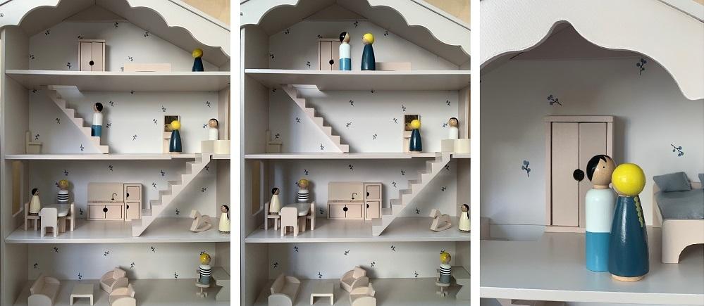 Erstelle deine eigene Puppenhaus Story mit INSHOT- Schritt 2