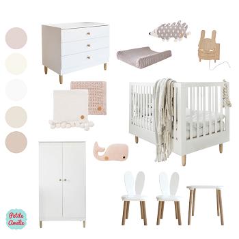 Kreieren Sie ihr eigenes Babyzimmer